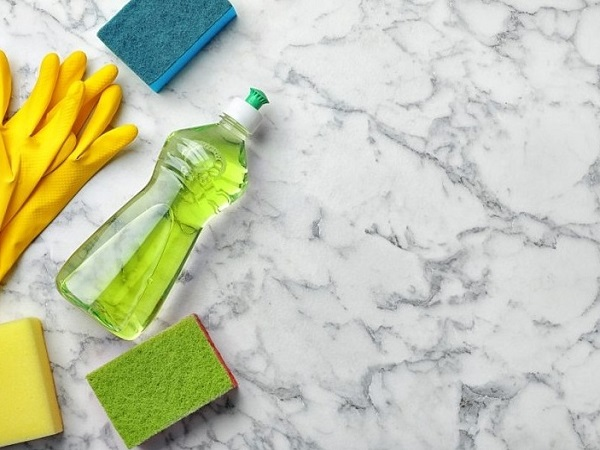 Marble cleaning tips