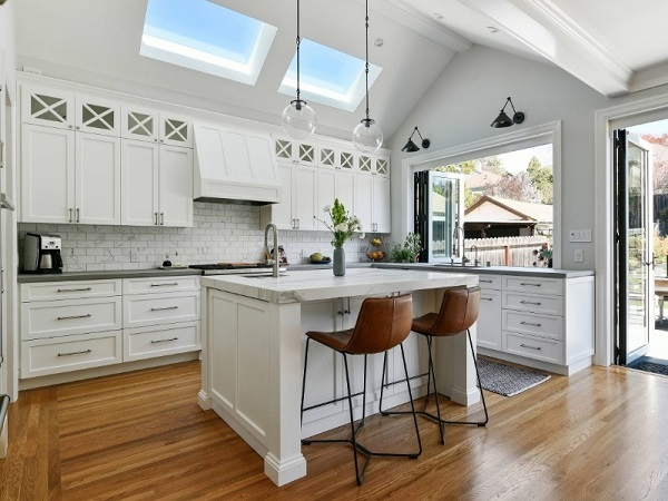 White kitchen interior ideas