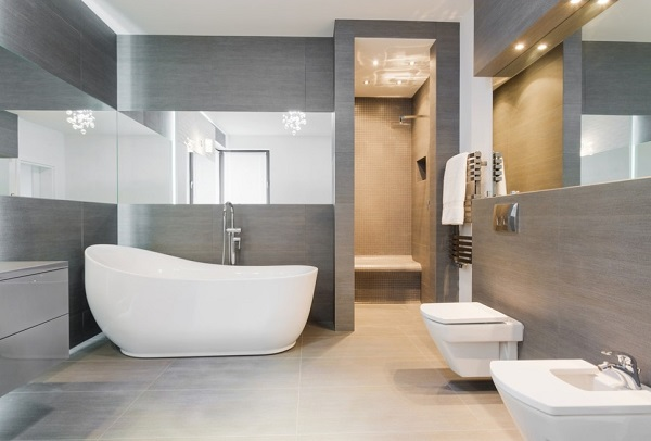 Luxury bathroom interior ideas, designs