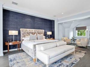 Beautiful bedroom wall decor