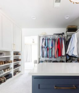 Wardrobe cleaning